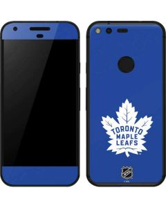 Toronto Maple Leafs Color Pop Google Pixel Skin