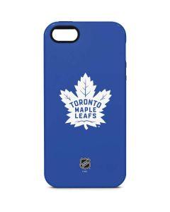 Toronto Maple Leafs Color Pop iPhone 5/5s/SE Pro Case