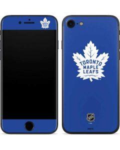 Toronto Maple Leafs Color Pop iPhone 7 Skin