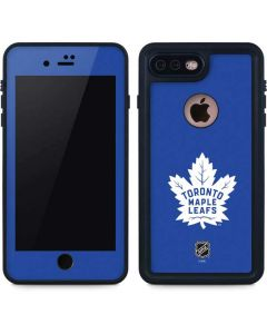 Toronto Maple Leafs Color Pop iPhone 8 Plus Waterproof Case