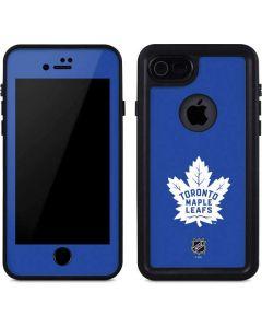 Toronto Maple Leafs Color Pop iPhone 8 Waterproof Case