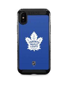 Toronto Maple Leafs Color Pop iPhone X Cargo Case