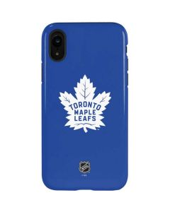 Toronto Maple Leafs Color Pop iPhone XR Pro Case
