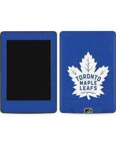 Toronto Maple Leafs Color Pop Amazon Kindle Skin