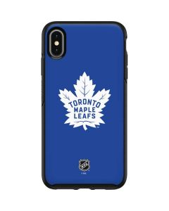 Toronto Maple Leafs Color Pop Otterbox Symmetry iPhone Skin