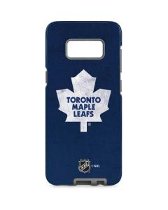 Toronto Maple Leafs Distressed Galaxy S8 Pro Case