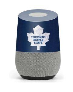 Toronto Maple Leafs Distressed Google Home Skin