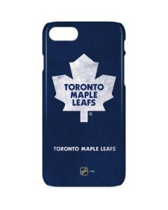 Toronto Maple Leafs Distressed iPhone 8 Lite Case