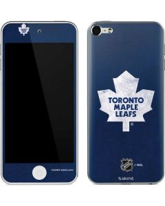 Toronto Maple Leafs Distressed Apple iPod Skin