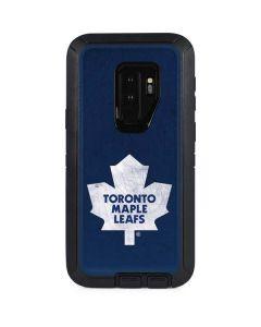 Toronto Maple Leafs Distressed Otterbox Defender Galaxy Skin