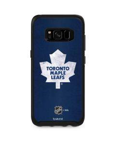 Toronto Maple Leafs Distressed Otterbox Symmetry Galaxy Skin