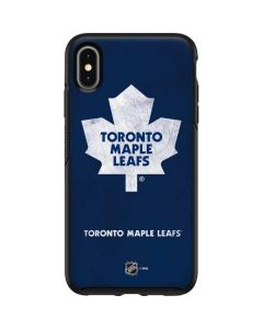 Toronto Maple Leafs Distressed Otterbox Symmetry iPhone Skin