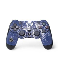 Toronto Maple Leafs Frozen PS4 Controller Skin