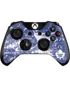 Toronto Maple Leafs Frozen Xbox One Controller Skin