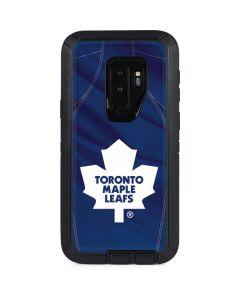 Toronto Maple Leafs Home Jersey Otterbox Defender Galaxy Skin