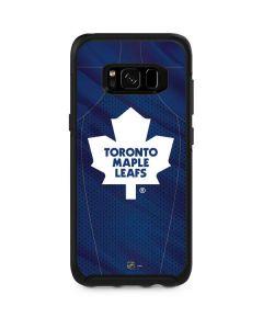 Toronto Maple Leafs Home Jersey Otterbox Symmetry Galaxy Skin
