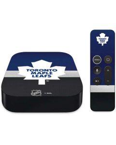 Toronto Maple Leafs Jersey Apple TV Skin