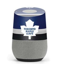 Toronto Maple Leafs Jersey Google Home Skin