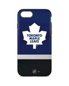 Toronto Maple Leafs Jersey iPhone 8 Pro Case