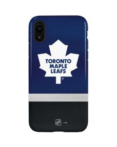 Toronto Maple Leafs Jersey iPhone XR Pro Case