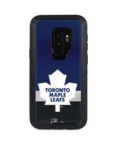 Toronto Maple Leafs Jersey Otterbox Defender Galaxy Skin