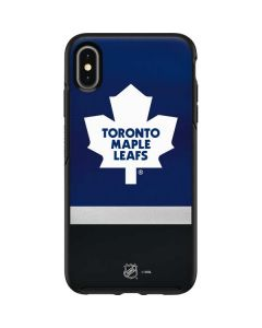 Toronto Maple Leafs Jersey Otterbox Symmetry iPhone Skin