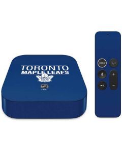 Toronto Maple Leafs Lineup Apple TV Skin