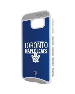 Toronto Maple Leafs Lineup Galaxy S6 Cargo Case