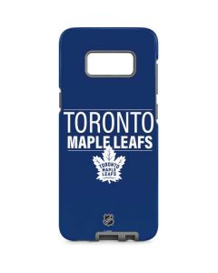 Toronto Maple Leafs Lineup Galaxy S8 Pro Case