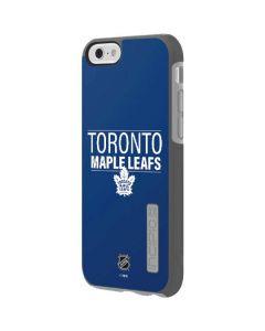 Toronto Maple Leafs Lineup Incipio DualPro Shine iPhone 6 Skin
