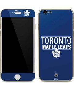 Toronto Maple Leafs Lineup iPhone 6/6s Skin