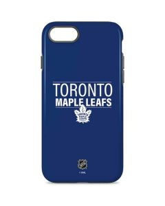 Toronto Maple Leafs Lineup iPhone 7 Pro Case