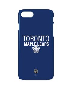 Toronto Maple Leafs Lineup iPhone 8 Lite Case