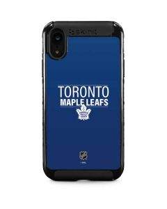 Toronto Maple Leafs Lineup iPhone XR Cargo Case