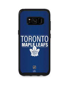 Toronto Maple Leafs Lineup Otterbox Symmetry Galaxy Skin