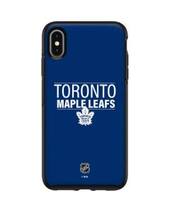 Toronto Maple Leafs Lineup Otterbox Symmetry iPhone Skin