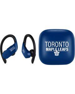 Toronto Maple Leafs Lineup PowerBeats Pro Skin