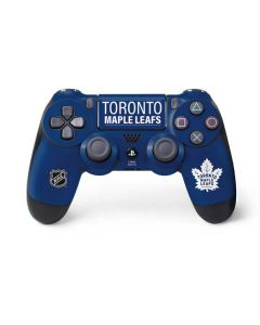 Toronto Maple Leafs Lineup PS4 Controller Skin