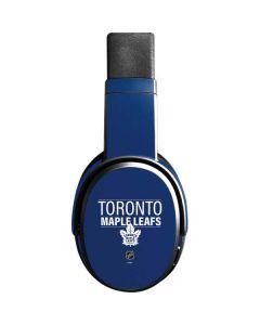 Toronto Maple Leafs Lineup Skullcandy Crusher Wireless Skin