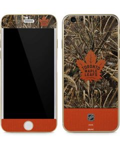Toronto Maple Leafs Realtree Max-5 Camo iPhone 6/6s Skin