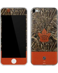 Toronto Maple Leafs Realtree Max-5 Camo Apple iPod Skin