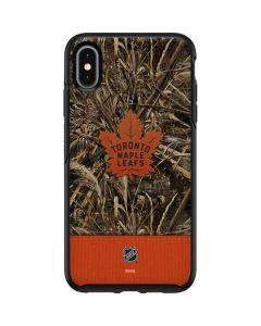 Toronto Maple Leafs Realtree Max-5 Camo Otterbox Symmetry iPhone Skin