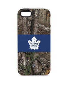 Toronto Maple Leafs Realtree Xtra Camo iPhone 5/5s/SE Pro Case
