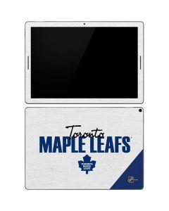 Toronto Maple Leafs Script Google Pixel Slate Skin