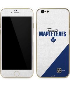Toronto Maple Leafs Script iPhone 6/6s Skin