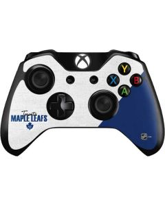 Toronto Maple Leafs Script Xbox One Controller Skin