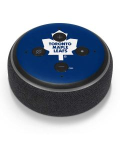 Toronto Maple Leafs Solid Background Amazon Echo Dot Skin