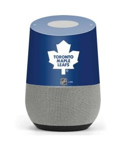 Toronto Maple Leafs Solid Background Google Home Skin