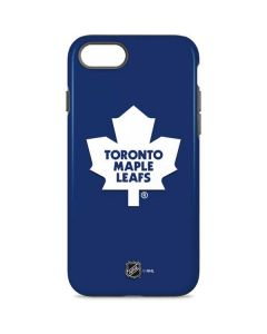 Toronto Maple Leafs Solid Background iPhone 7 Pro Case