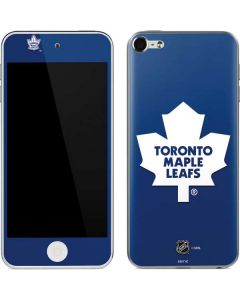 Toronto Maple Leafs Solid Background Apple iPod Skin
